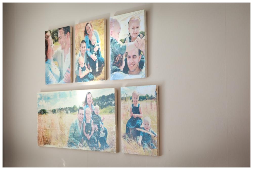 Genoeg DIY: foto's op hout maken! - Woonruimtelijk.nl @QV65